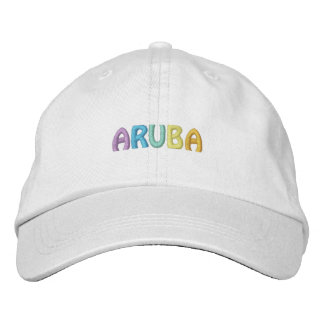 Casquette d'ARUBA