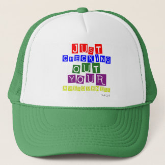 Casquette d'Awesomeness