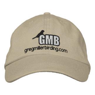 Casquette de base de GMB avec le double point pour