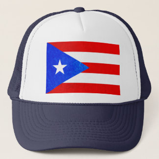 Casquette de baseball de drapeau de Porto Rico