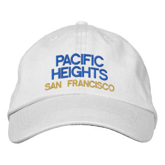 Casquette de baseball de Pacific Heights San
