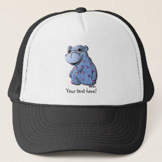 Casquette de baseball - hippopotame de Haley