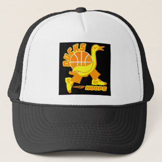 Casquette de basket-ball de canards