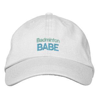 Casquette de BÉBÉ de BADMINTON