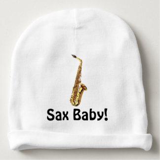 Casquette de bébé de saxo ! bonnet pour bébé