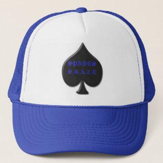 casquette de bleu de spadeS.K.A.T.E