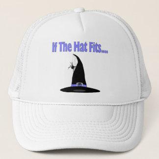 Casquette de boule de casquette de sorcières