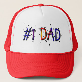 Casquette de boule de fête des pères du papa #1