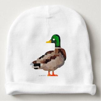 Casquette de calotte de bébé de canard de Mallard Bonnet Pour Bébé