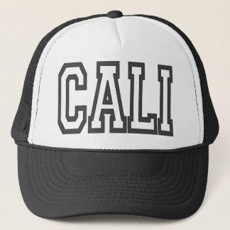 Casquette de camionneur de CALI la Californie