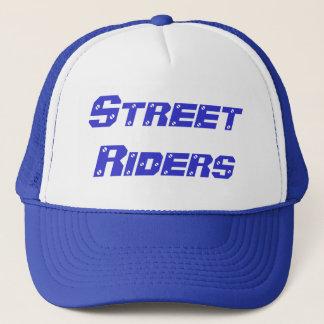 Casquette de camionneur de cavaliers de rue