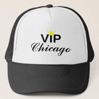Casquette de camionneur de Chicago de couronne de