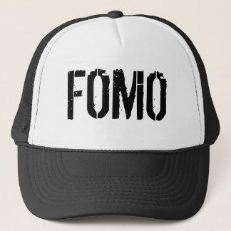 Casquette de camionneur de FOMO