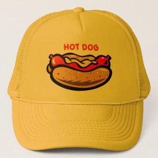 Casquette de camionneur de hot-dog par de mini