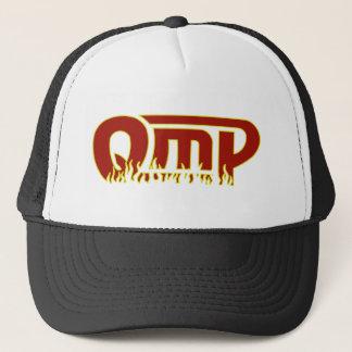 Casquette de camionneur de logo du feu de QmP
