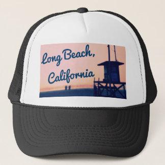 Casquette de camionneur de Long Beach la
