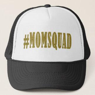Casquette de camionneur de #momsquad de peloton de