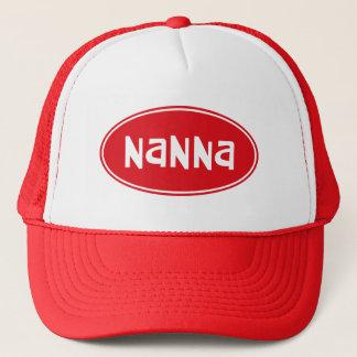 Casquette de camionneur de NANNA