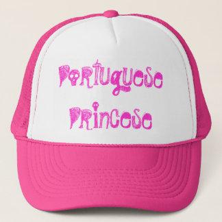 Casquette de camionneur de Princese de Portugais