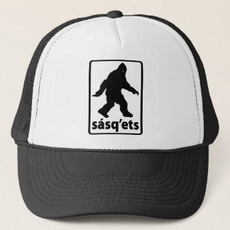 casquette de camionneur de sásq'ets