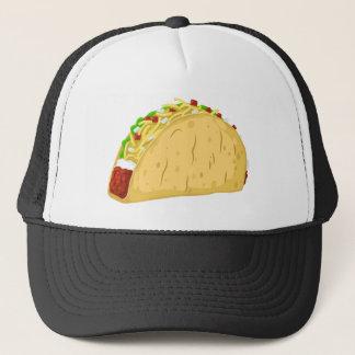 Casquette de camionneur de taco