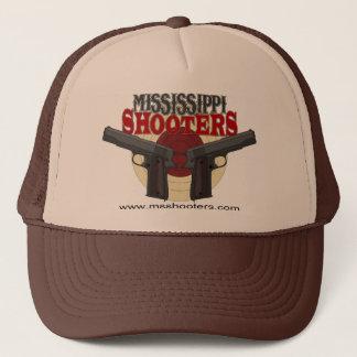 Casquette de camionneur de tireurs du Mississippi