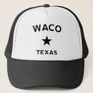 Casquette de camionneur de Waco le Texas