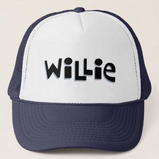 Casquette de camionneur de WILLIE