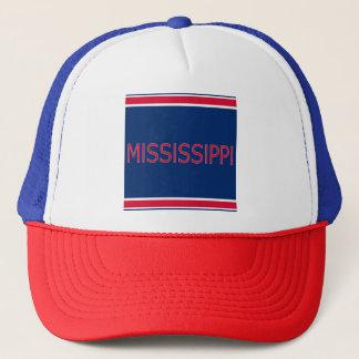 Casquette de camionneur du Mississippi - casquette