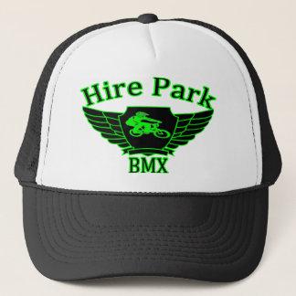 Casquette de camionneur du parc BMX de location