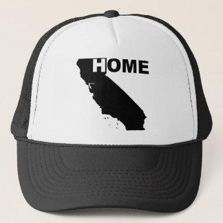 Casquette de casquette de maison de la Californie