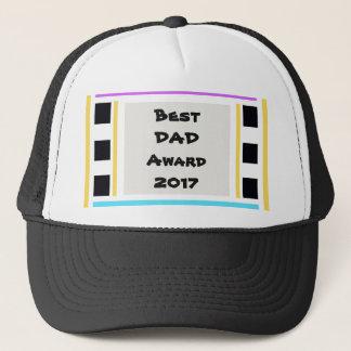 Casquette de casquettes du camionneur des hommes