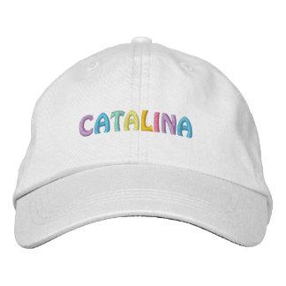 Casquette de CATALINA Chapeaux Brodés