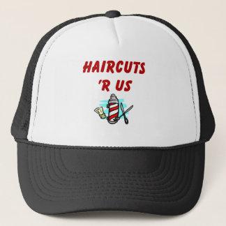 Casquette de coiffeur