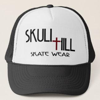 Casquette de colline de crâne