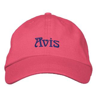 Casquette de concepteur nommé d'AVIS