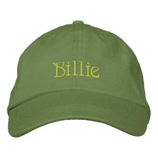 Casquette de concepteur nommé de BILLIE