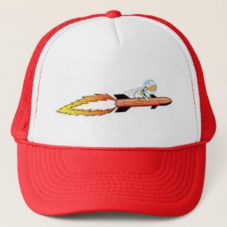 Casquette de décollage de Rocket de canard de
