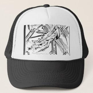 casquette de défibreur
