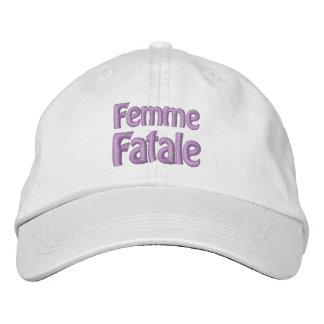 Casquette de FEMME FATALE