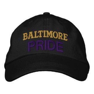 Casquette de fierté de Baltimore