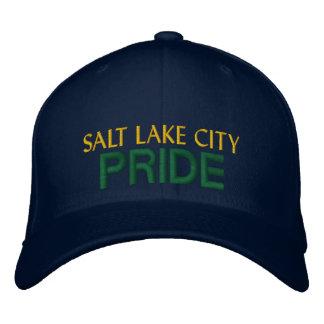 Casquette de fierté de Salt Lake City