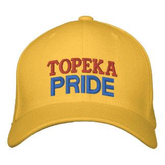 Casquette de fierté de Topeka