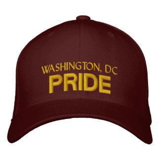 Casquette de fierté de Washington DC Chapeau Brodé