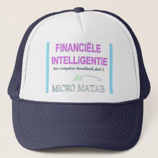 Casquette de Financiele Intelligentie