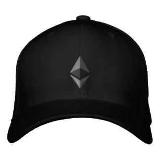 Casquette de Flexfit de logo d'Ethereum