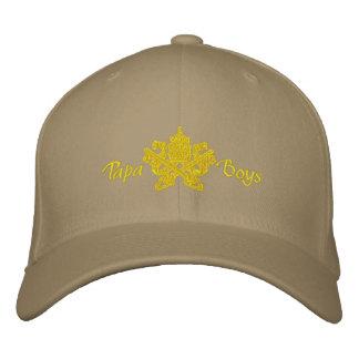 Casquette de garçons de papa (cappellino)