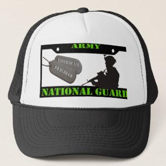 Casquette de garde nationale d'armée