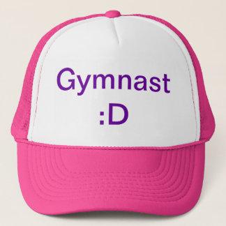 Casquette de gymnastes