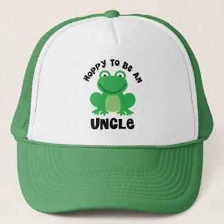 Casquette De houblon pour être un oncle Gift